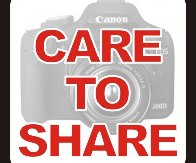 Care to Share with Canon: Winner – Pascal Parent