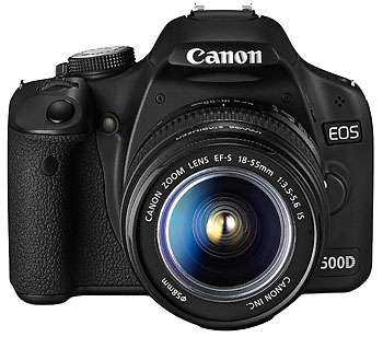 Five Subscriber Give Aways Including a Canon EOS 500D + 18-55mm IS
