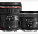 New Canon 24-70mm F/4 L IS and 35mm F/2