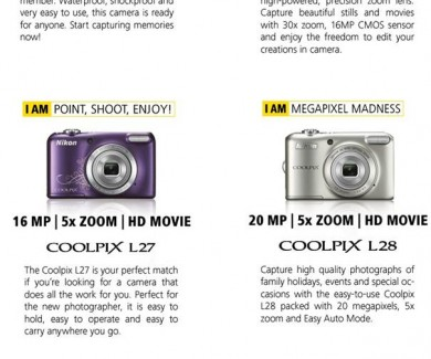 New from Nikon