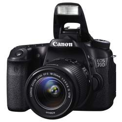 Canon EOS 70D – Interview