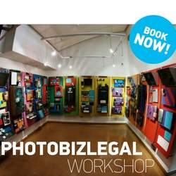 UPDATE: PhotoBizLegal Workshop – Moves to September