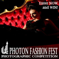 Behind the Scenes of the Photon Fashion Fest Cover Shoot