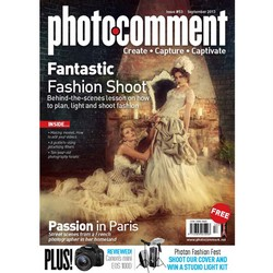 September 2013 PhotoComment Magazine
