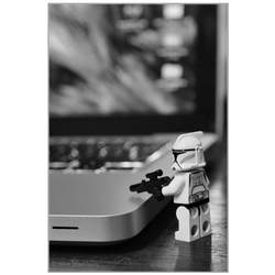 Photo Friday: Stormtrooper by Mike Blackburn