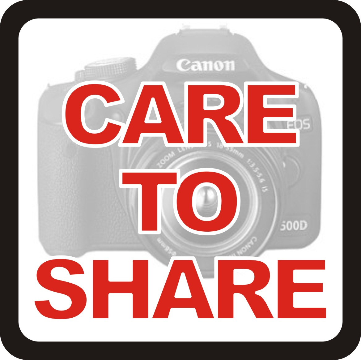 Care to Share with Canon: Story by Stephen Marks